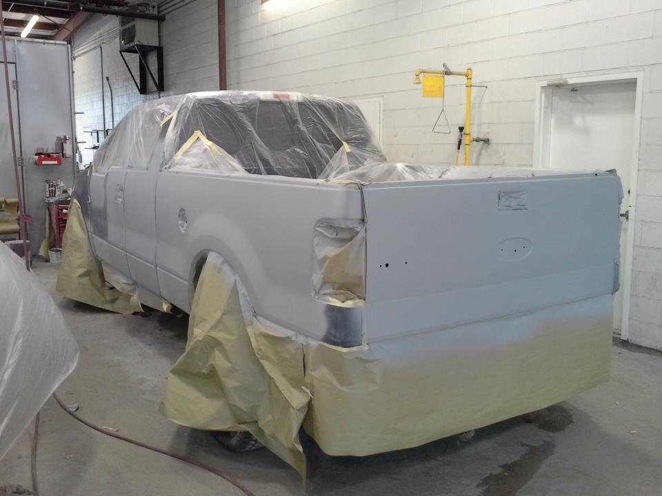 San Antonio Auto Body Repair
