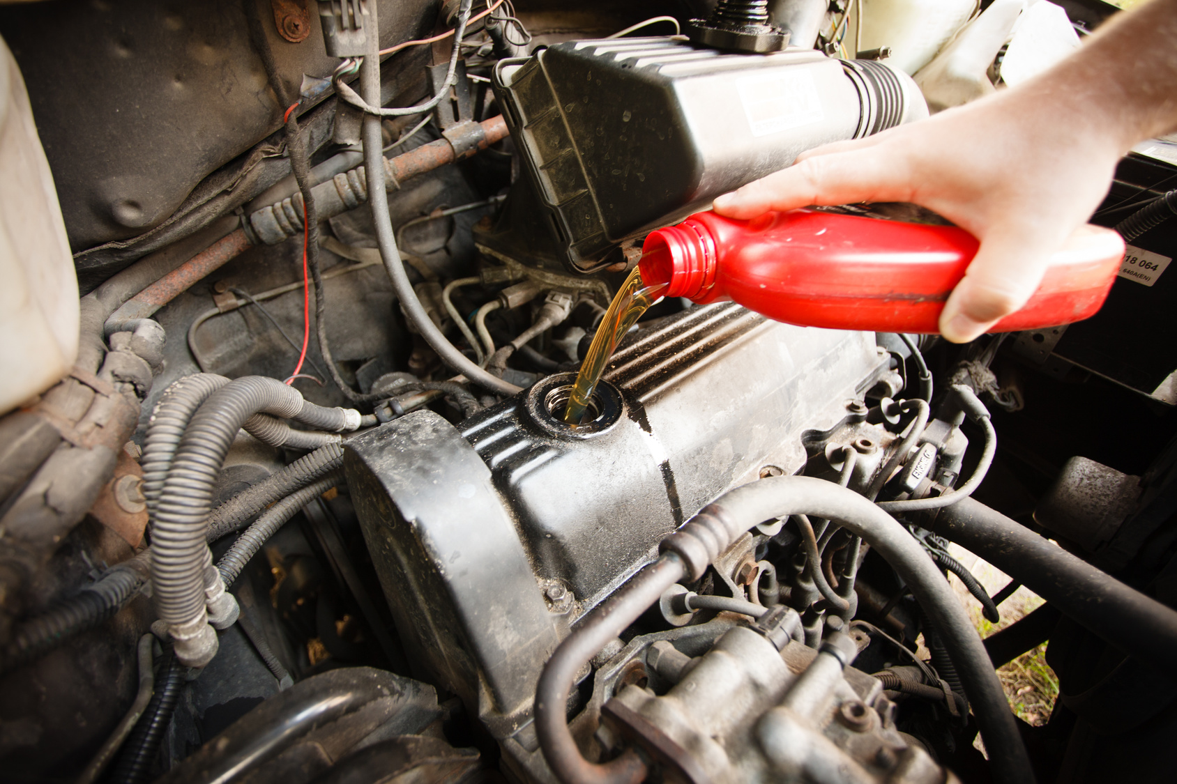 best time to have oil change Miracle Body and Paint San Antonio Texas