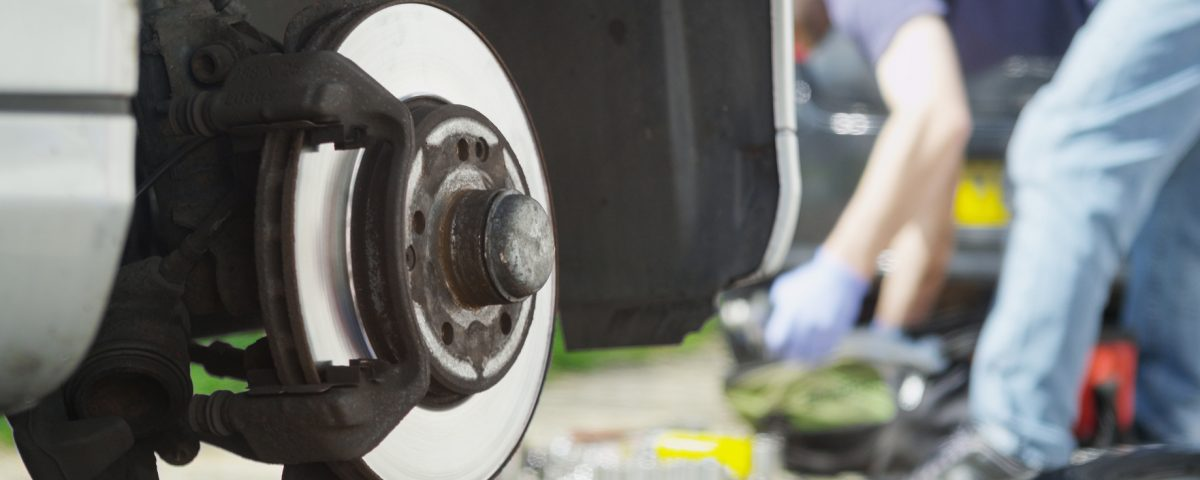 Should I Replace My Brakes? Miracle Body and Paint San Antonio Texas