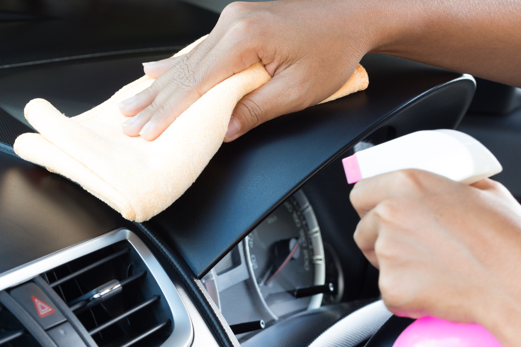 Easy Ways to Keep Your Car Clean Miracle Body and Paint San Antonio Texas