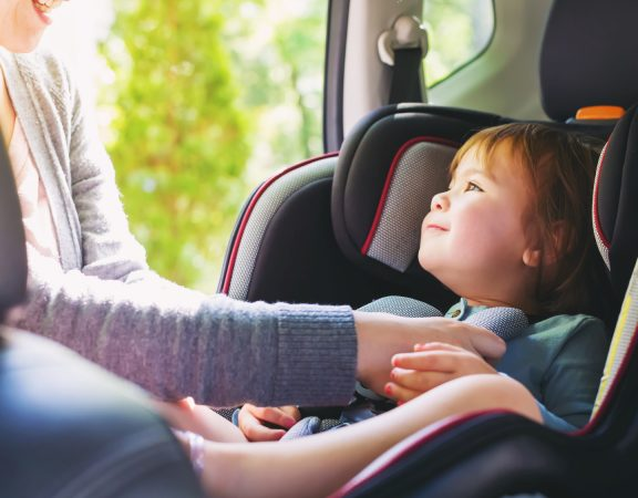 How To Ensure Child Passenger Safety Miracle Body and Paint San Antonio Texas