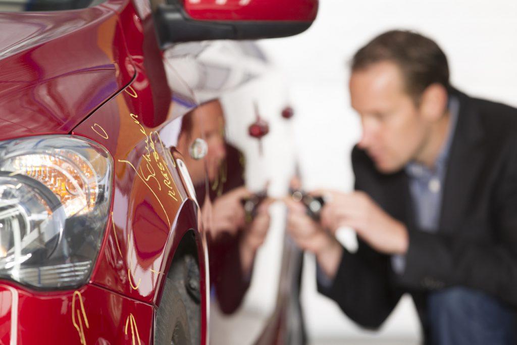 Auto Estimate for Auto Body Repair San Antonio Texas