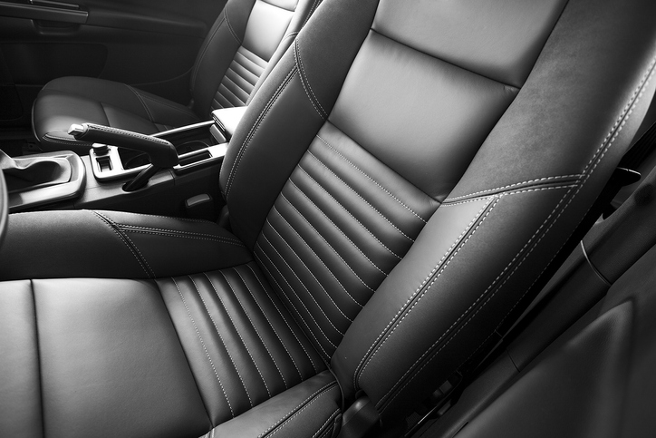 We don't ignore interior damage that results from a collision